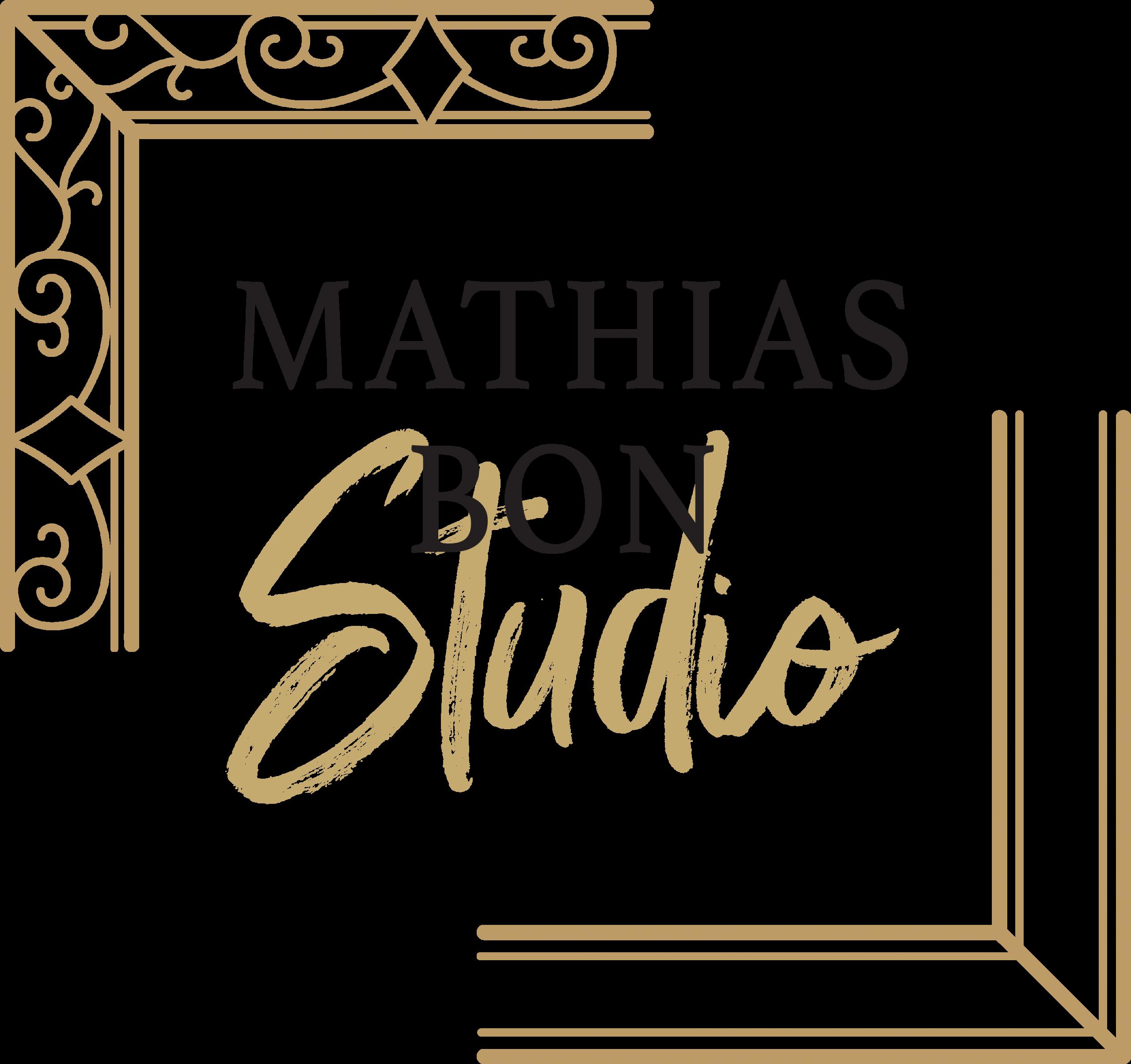 Mathias Bon Studio Logo